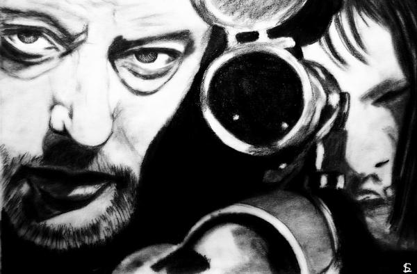 Jean Reno by sev